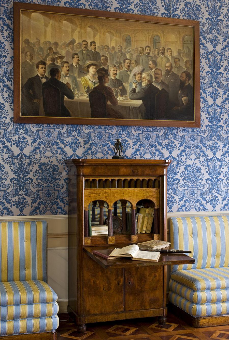 Anno verdiano museo barezzi opera amor mio for Casa artigiana progetta il maestro del primo piano