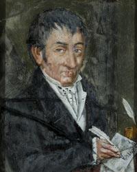 Ritratto di Ferdinando Provesi