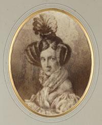Ritratto di Margherita Barezzi