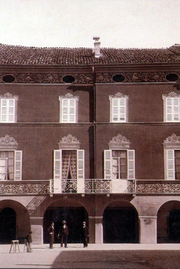Museo barezzi il museo la storia del museo barezzi for 2 case di storia in florida